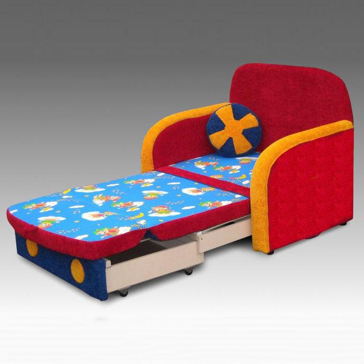 Купить Детскую Кровать Диван