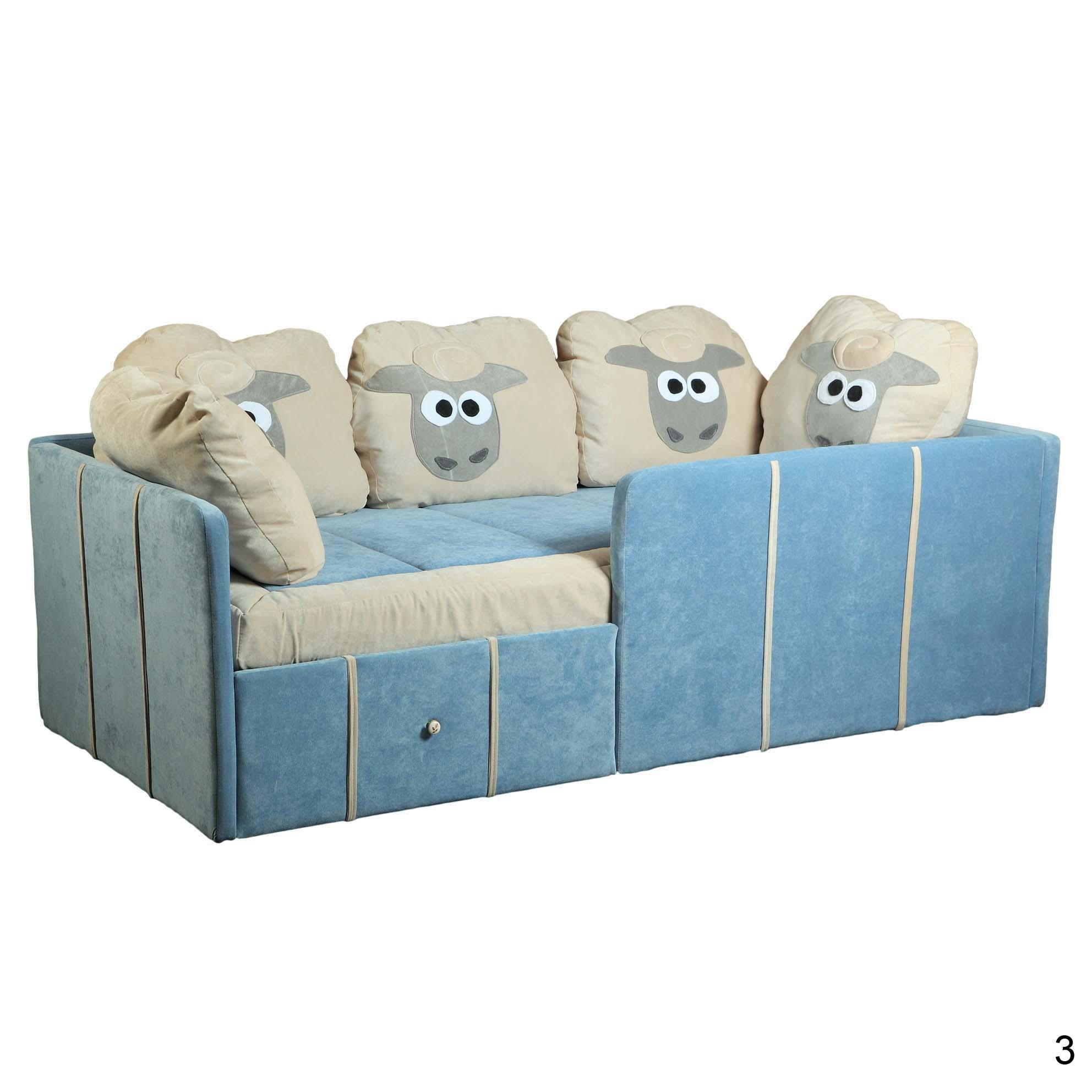 Детский Диван Кровать Купить
